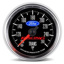 "Ford Racing Trans Temp Gauge - 2 1/16"" - Stepper"