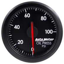 Autometer AirDrive Oil Pressure Gauge - 2 1/16""