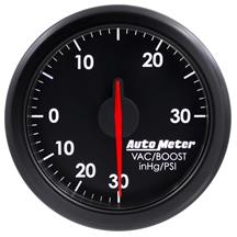 Autometer AirDrive Boost/Vacuum Gauge - 2 1/16""