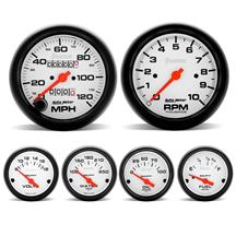 Mustang Autometer Phantom Gauge Kit (87-97)