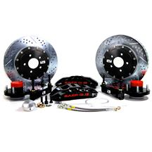 "F-150 SVT Lightning Baer 14"" Front Extreme+ Brake Kit  - Black (99-04)"