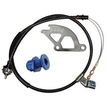BBK Mustang Adjustable Clutch Cable Kit 5.0L/3.8L (82-04) 15055