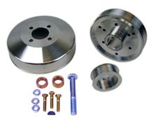 BBK  Mustang Underdrive Pulleys (96-Mid 01 GT; 96-99 Cobra) 1555