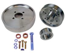 BBK  Mustang Underdrive Pulleys (Late 01-04) GT/Cobra 4.6 1559