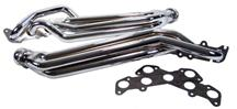"Mustang BBK Full Length Headers - 1 3/4"" Chrome (11-17) 5.0"