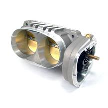 Mustang BBK Twin 62mm Throttle Body Satin (05-10)