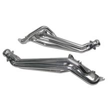 "Mustang BBK Long Tube Headers - 1 7/8"" Polished Silver Ceramic (11-20) 5.0"