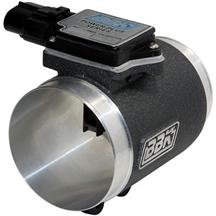 BBK Mustang 76MM BIllet Mass Air Meter For 30LB Injectors | Fenderwell Cold Air Intake (89-93) - 5.0 8005