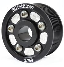 "F-150 SVT Lightning BilletFlow 2.76"" Supercharger Pulley with Hub (99-04)"
