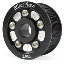 "Mustang BilletFlow Cobra 2.93"" Supercharger Pulley with Hub (03-04)"