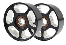 F-150 SVT Lightning BilletFlow 100mm Idler Pulley Pair (99-04)