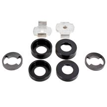 Mustang BMR Cradle Bushing Lockout Kit - Level 1 (15-20)