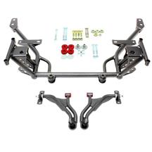 Mustang BMR Tubular K Member & Non Adjustable Control Arms (05-09)