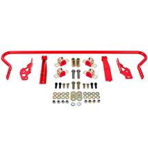 Mustang BMR Adjustable Rear Sway Bar Kit  - Red (05-14)