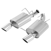 Mustang Borla ATAK Axle Back Exhaust (13-14)