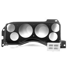 Mustang Classic Dash Instrument Panel  - Matte Black (87-89)
