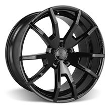 Mustang CDC Outlaw Wheel - 20x9 Gloss Hyper Black (05-14)