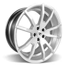 Mustang CDC Outlaw Wheel - 20x9 Hyper Silver (05-14)