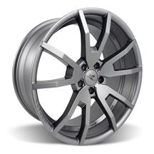 Mustang CDC Outlaw Wheel - 20x9 Satin Gunsmoke (05-14)