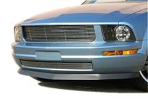 Mustang Classic Syle Chin Spoiler Black (05-09)