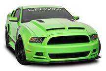 Mustang Cervini Type 4 Ram Air Hood (13-14)