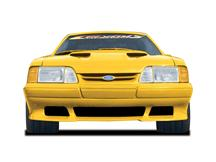 Mustang Cervini Saleen Front Air Dam (87-90)
