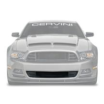 Mustang Cervini GT500 Style Lower Grille (13-14)