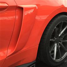 Cervini Mustang C-Series Side Scoops (15-20) 4439