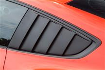 Mustang Cervinis Quarter Window Louvers (15-17)
