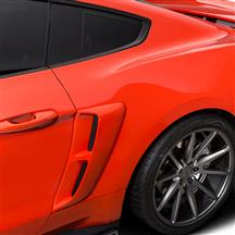Mustang Cervinis Stalker Side Scoops (15-19)