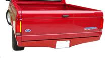F-150 SVT Lightning Cervini Rear Roll Pan - Fiberglass  (93-95)