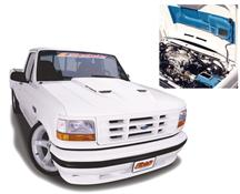F-150 SVT Lightning Fiberglass Hood with Ram Air Kit (93-95)