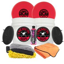 Chemical Guys Two Bucket Car Wash Kit