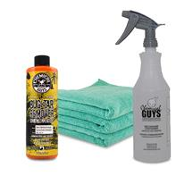 Chemical Guys  Bug & Tar Remover Quick Detail Kit