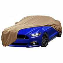 Mustang CoverCraft Car Cover - Block It 380 Tan (15-17)