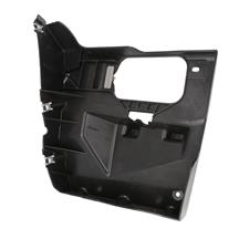 Mustang Rear Bumper Bracket - LH (10-14)