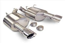 Mustang Corsa Sport Axle Back Exhaust (11-14)