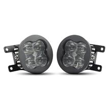 Mustang Diode Dynamics SS3 Sport LED Fog Lights - Cool White (15-17)
