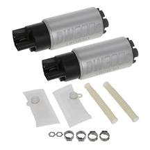 Mustang Deatsch Werks Dual 340LPH Fuel Pump Kit  - E85/Gas (03-04)