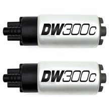 DeatschWerks F-150 SVT Lightning 340LPH Fuel Pump Kit - E85/Gas (99-04) 9-307-1013