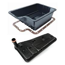 F-150 SVT Lightning Deep Transmission Cooling Pan & Filter (93-04)
