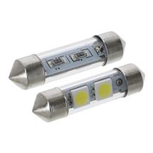 Diode Dynamics Mustang LED License Plate Bulbs 6418 (Pair) (10-14)