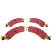 Mustang EBC Front Brake Pads - Yellowstuff (94-04)