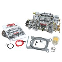 Mustang Edelbrock  Performer Carburetor - 600 cfm  Electric Choke - Satin Finish (79-95)