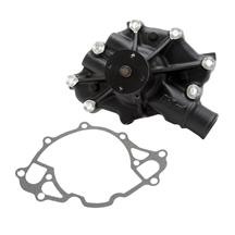 Edelbrock Mustang Victor Series High Volume Water Pump  - Black (79-93) 5.0 88403