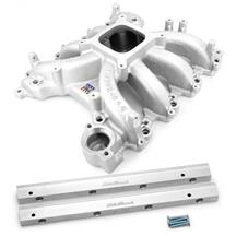 Mustang Edelbrock EFI Intake Manifold and Fuel Rail Kit - 4.6L 2V (99-04)