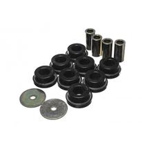 Mustang Energy Suspension IRS Subframe Bushing Set Black (15-17)