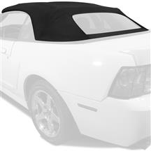 Mustang Electron Top Fabric Convertible Top Black (03-04)