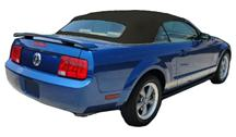 Mustang Electron Top Convertible Top Kit - Black Sailcloth (05-09)
