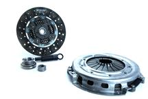 "Mustang Exedy Mach 400 Stage 1 Clutch Kit - 10.5"" - 10 Spline (86-01) 5.0 4.6"